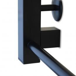 Комплект прихованого монтажу (чорний) FLYME